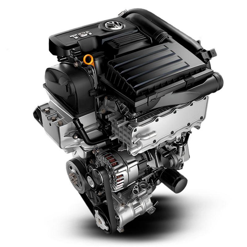 Motor 1.4 TSI de 150 Hp de Golf 2020 de Volkswagen, el auto compacto potente