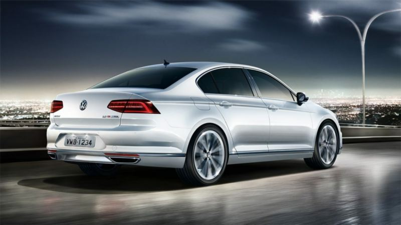 Volkswagen Motor 2.0 TSI