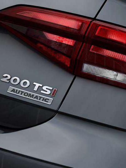 Volkswagen Motor 200 TSI