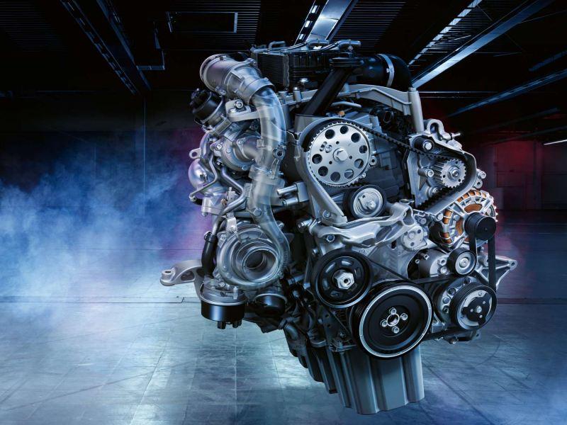 Motor TDI Crafter Volkswagen