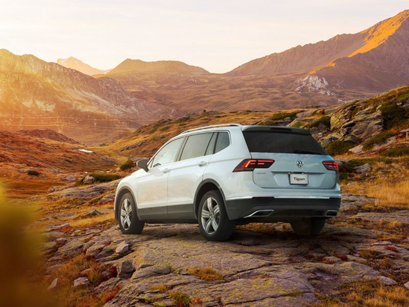 Motor TSI para mayor eficiencia, velocidad y rendimiento de combustible presente en Tiguan y autos VW