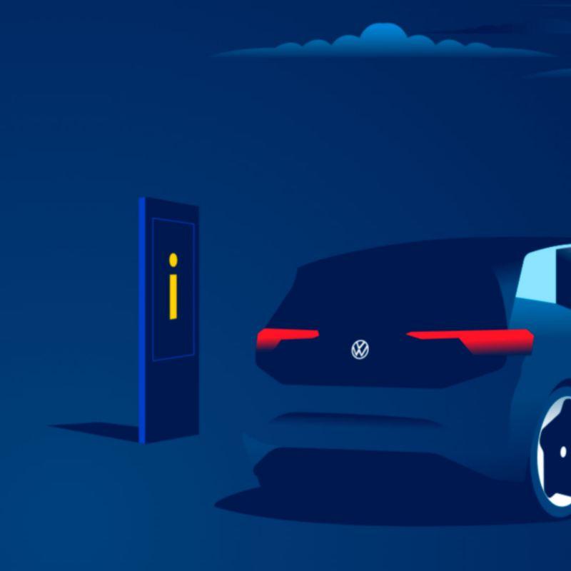Simulador Motores Elétricos VS Motores a Combustão Volkswagen Portugal