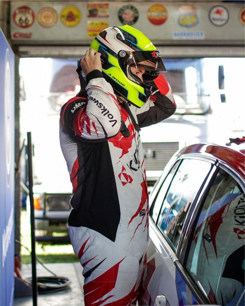 motorsport driver