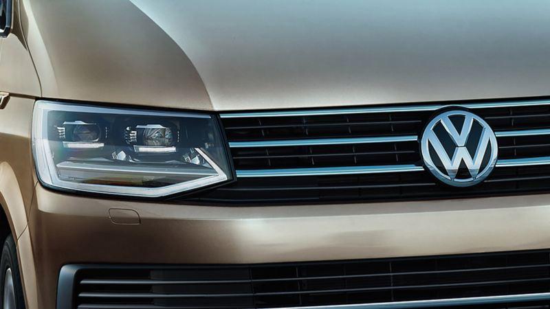 vw Volkswagen Multivan støtfanger grill unormal slitasje leasingbil leasing privaleasing overdragelse leasingkontrakt