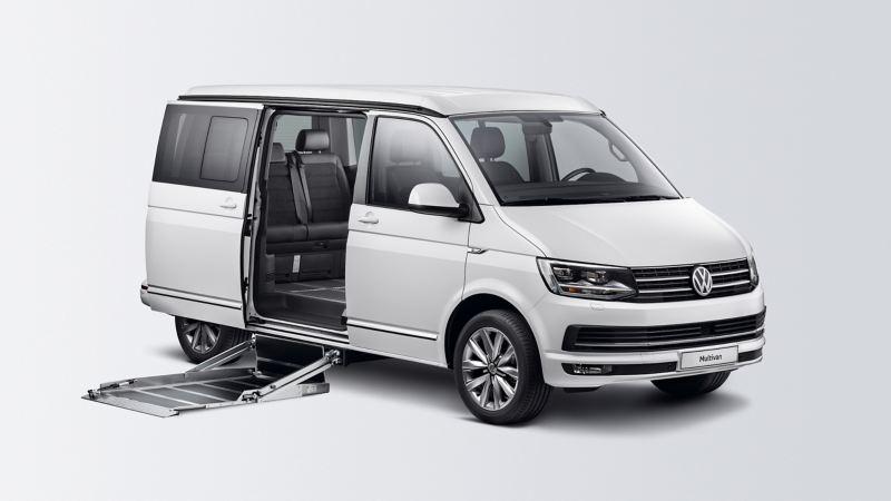 Volkswagen Multivan.