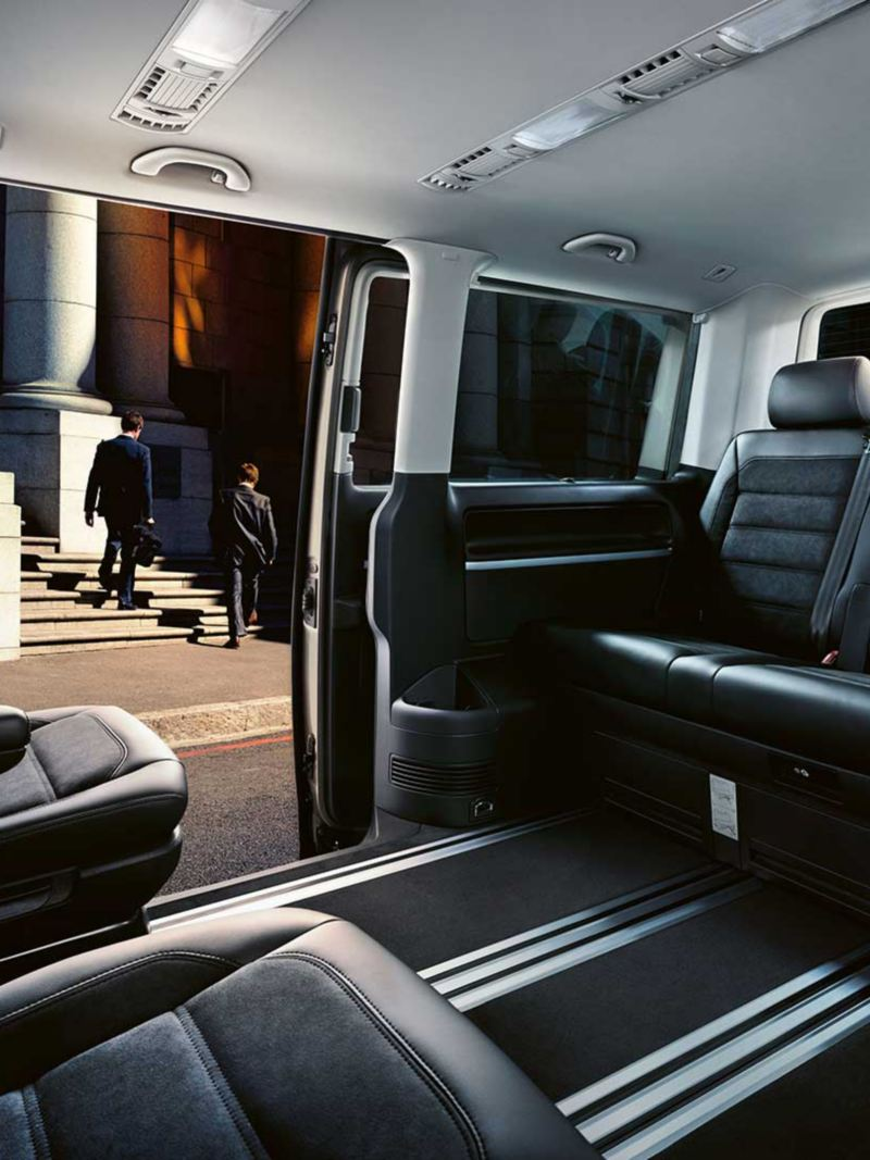 Volkswagen Multivan interiör