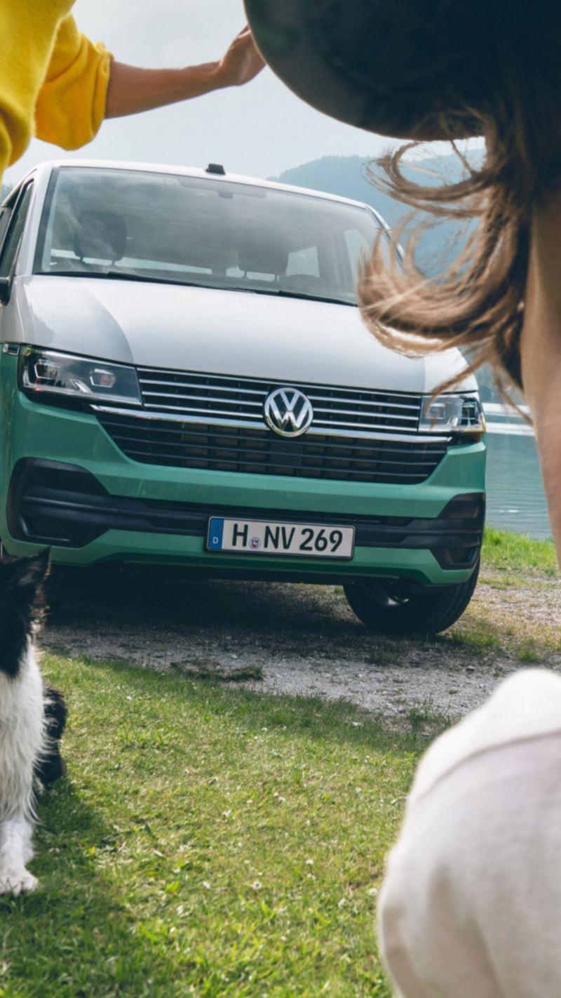 vw Volkswagen Nyttekjøretøy Multivan 6.1 siste nytt