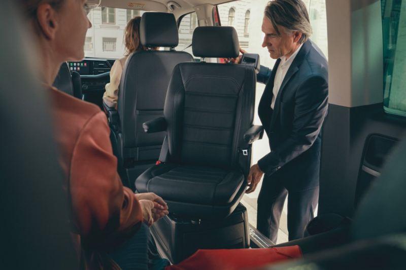 asiento giratorio Multivan