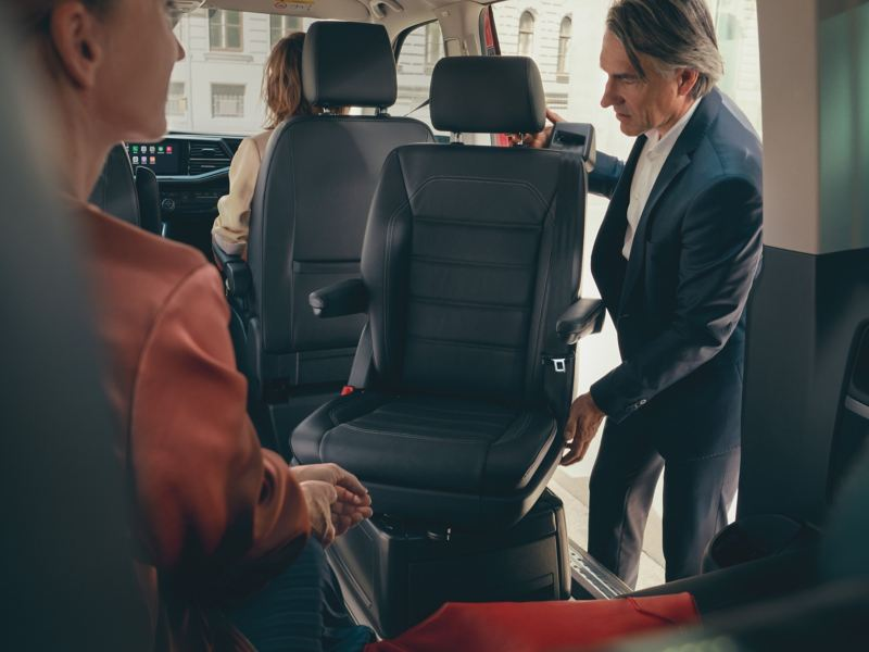 Sedili Mobili Volkswagen Multivan