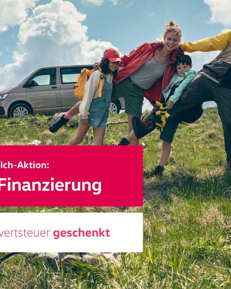 Die #WirStattIch-Angebote von Volkswagen Nutzfahrzeuge.