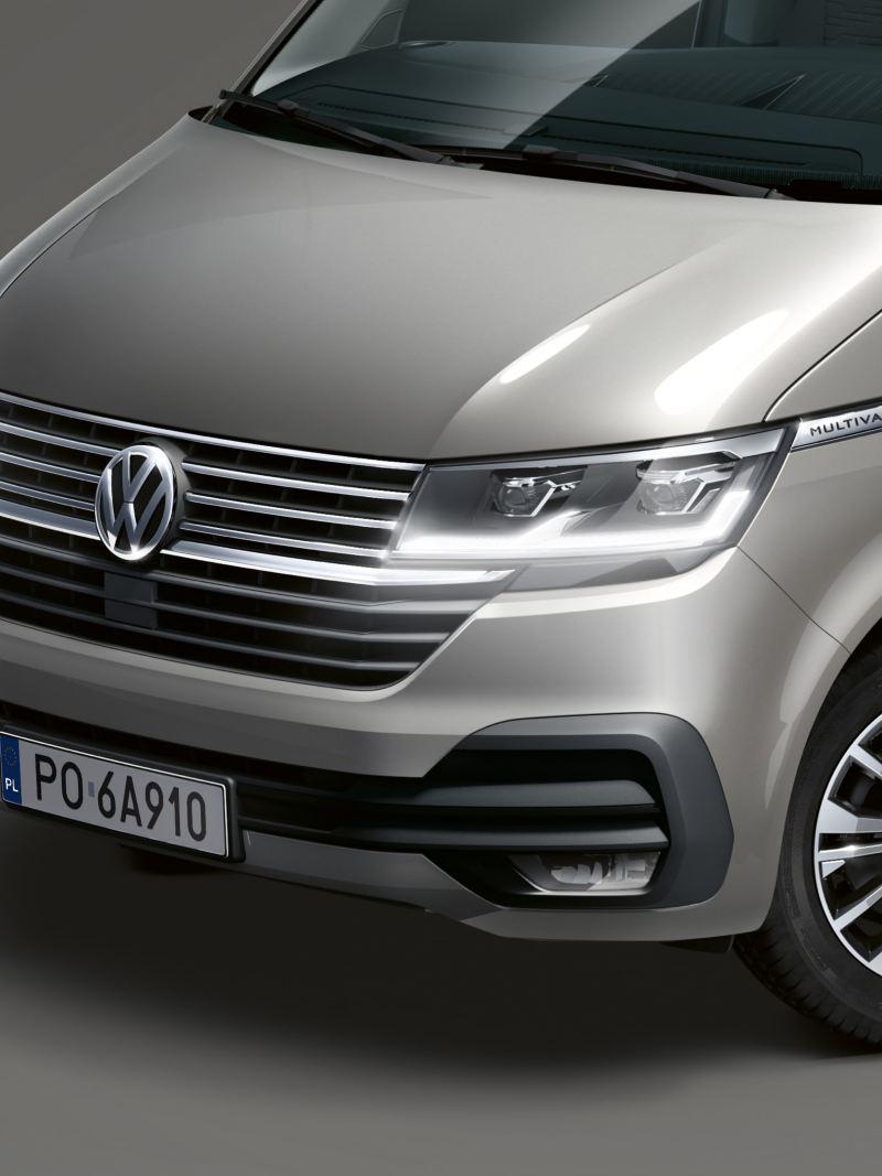 Reflektory LED Volkswagen Multivan 6.1 Edition.