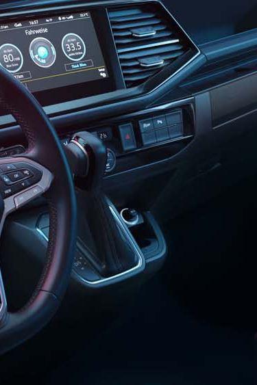 Multivan 6.1 Dashbord van de voertuig