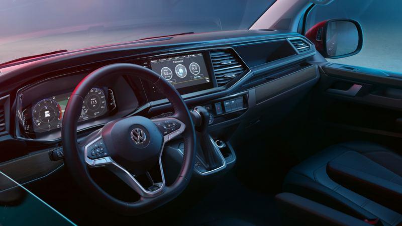 Volkswagen Utilitaires Multivan 6.1 confort intérieur