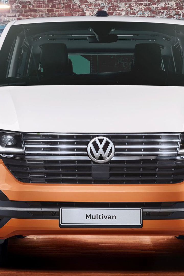 Multivan 6.1 front grill
