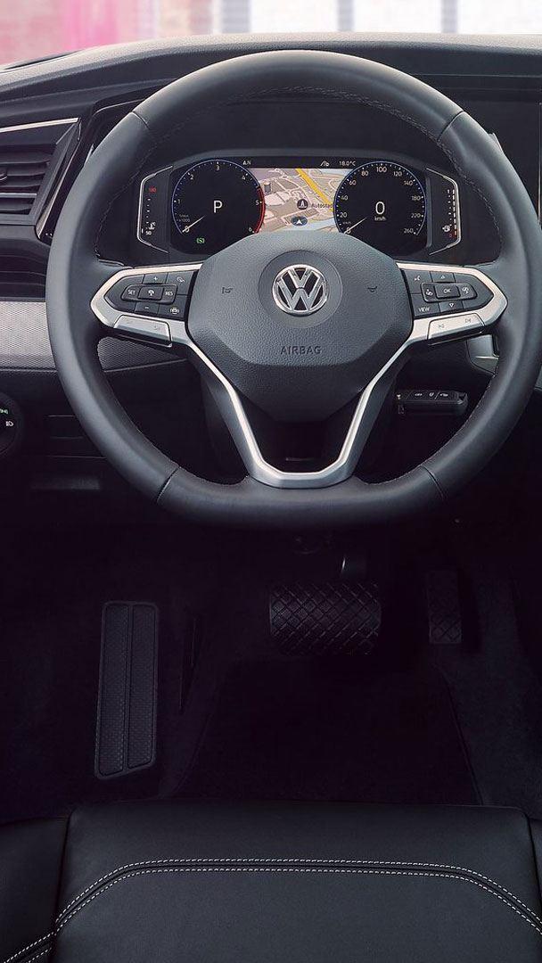 vw Multivan T6.1 T6 6.1 verdenspremiere Volkswagen