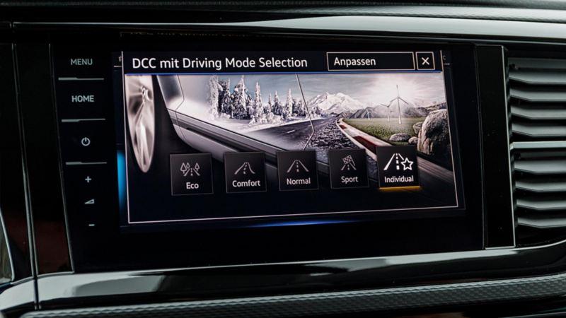 Nya VW Multivan T6.1 med state-of-the-art uppkoppling och assistanssystem