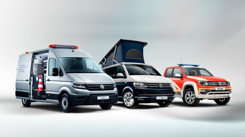 Conversiones Volkswagen