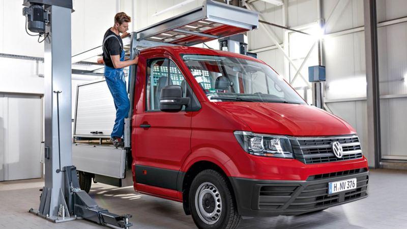 Conversiones vehículos Volkswagen