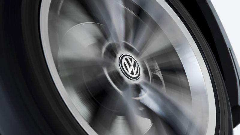Navkapslar från Volkswagen