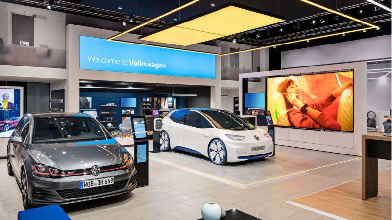 nueva imagen corporativa Volkswagen