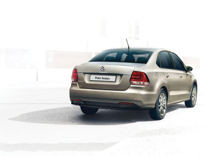polo sedan safety features