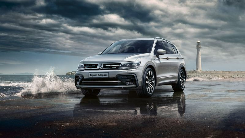 Tiguan Allspace Prices and Optiions