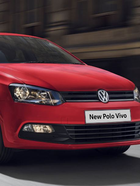 volkswagen polo vivo driving