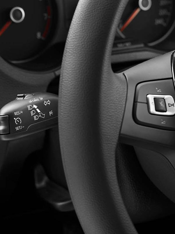 vw polo vivo cruise control