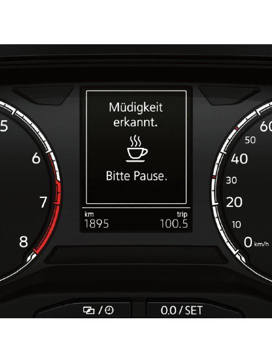 疲勞駕駛警示系統