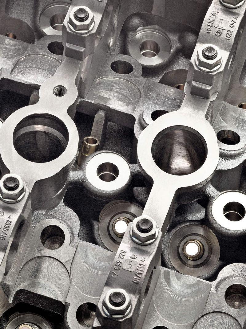 Volkswagen Active Cylinder Technology shot.