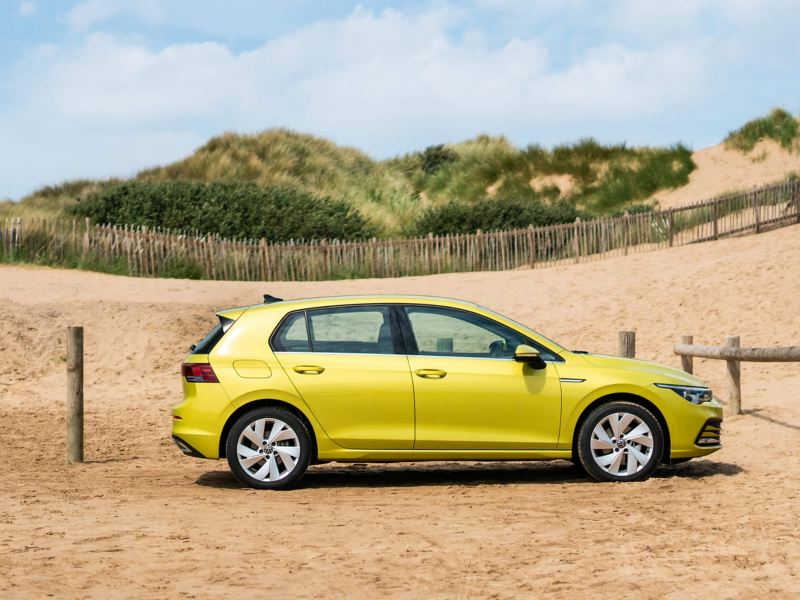 The new Golf 8