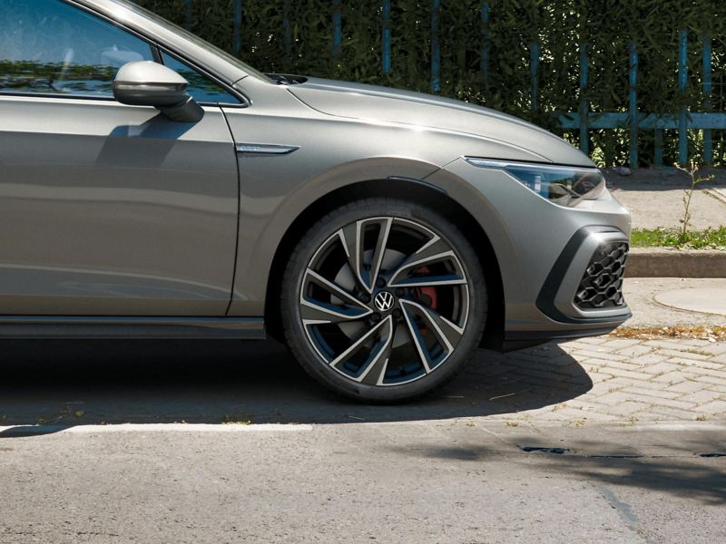 The new Golf 8 GTD