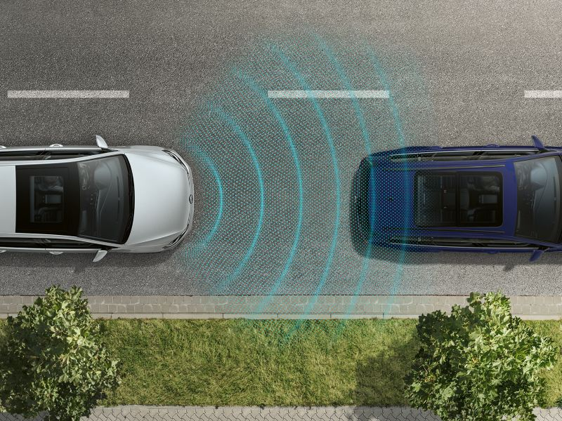 How adaptive cruise control works
