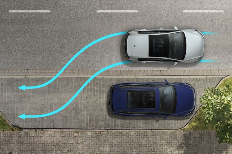 How park assist works