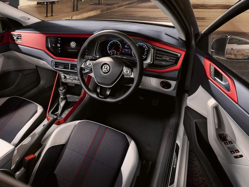 Polo Beats interior