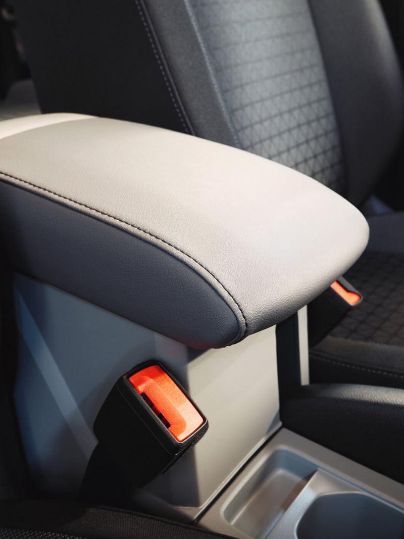 Shot of Volkswagen T-Cross interior
