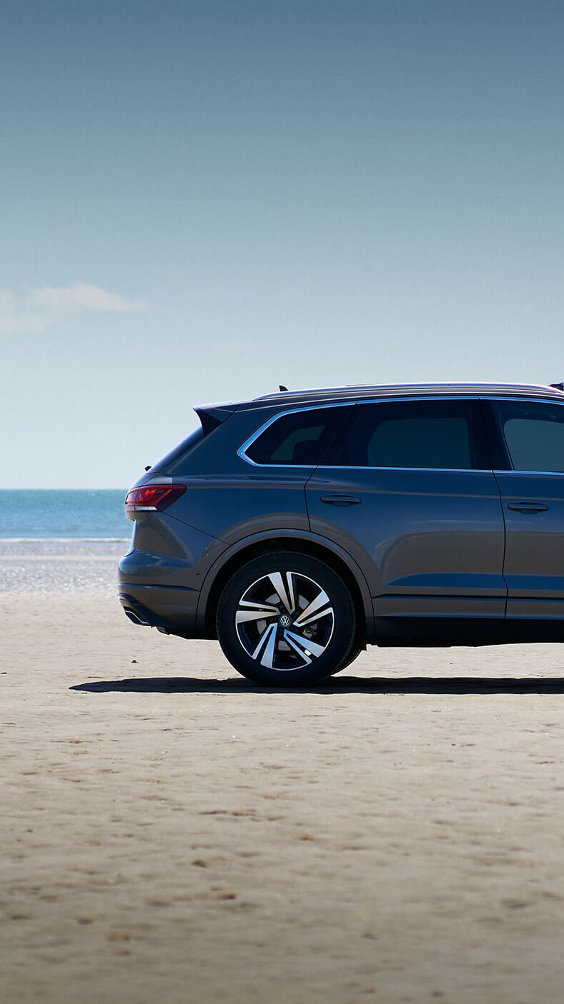 New Volkswagen Touareg Volkswagen Uk