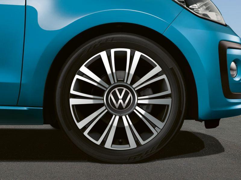 """la Boca White"" alloy wheels"
