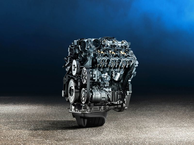 new 3.0 litre V6 TFI engines