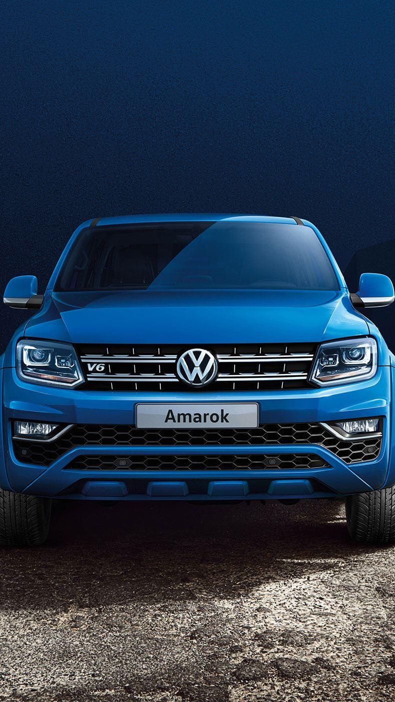 VW Amarok V6 pickup truck
