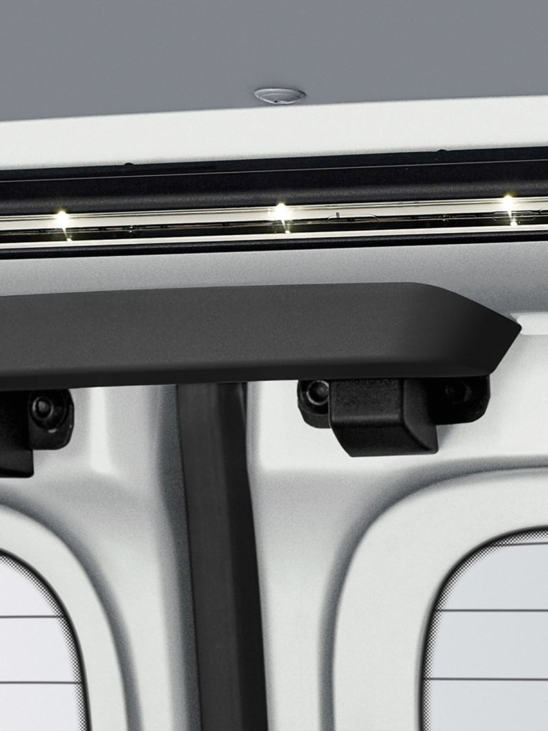 three additional LED lamps