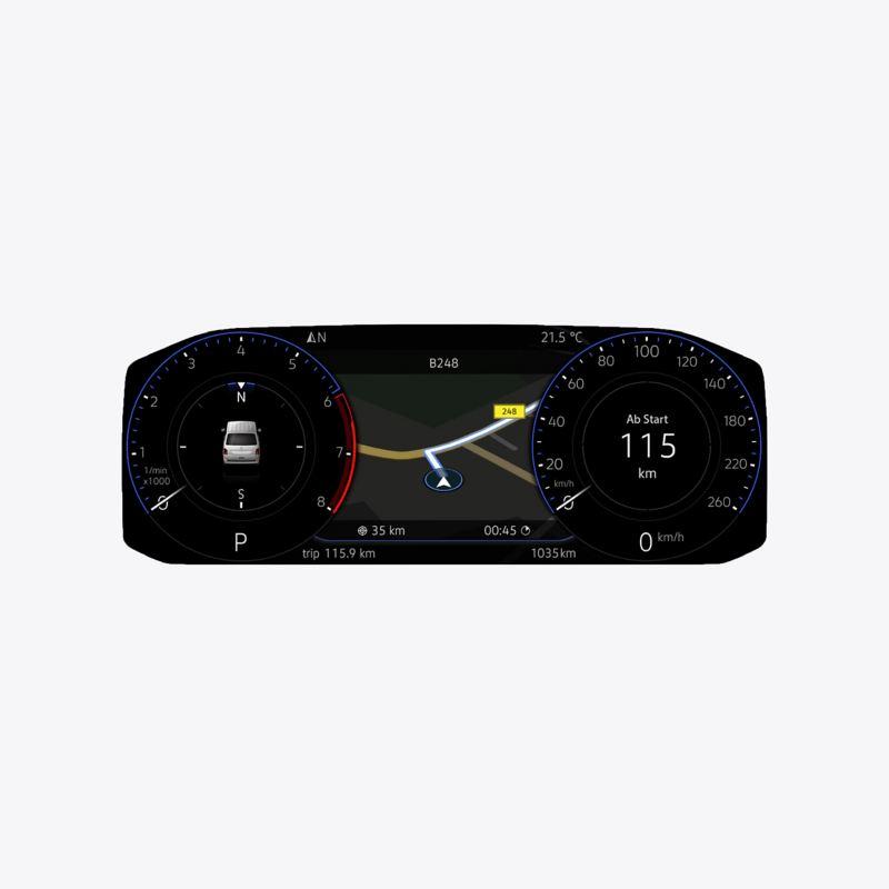 Caravelle T6.1 digital cockpit