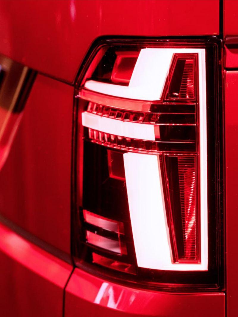 Volkswagen Caravelle tail light