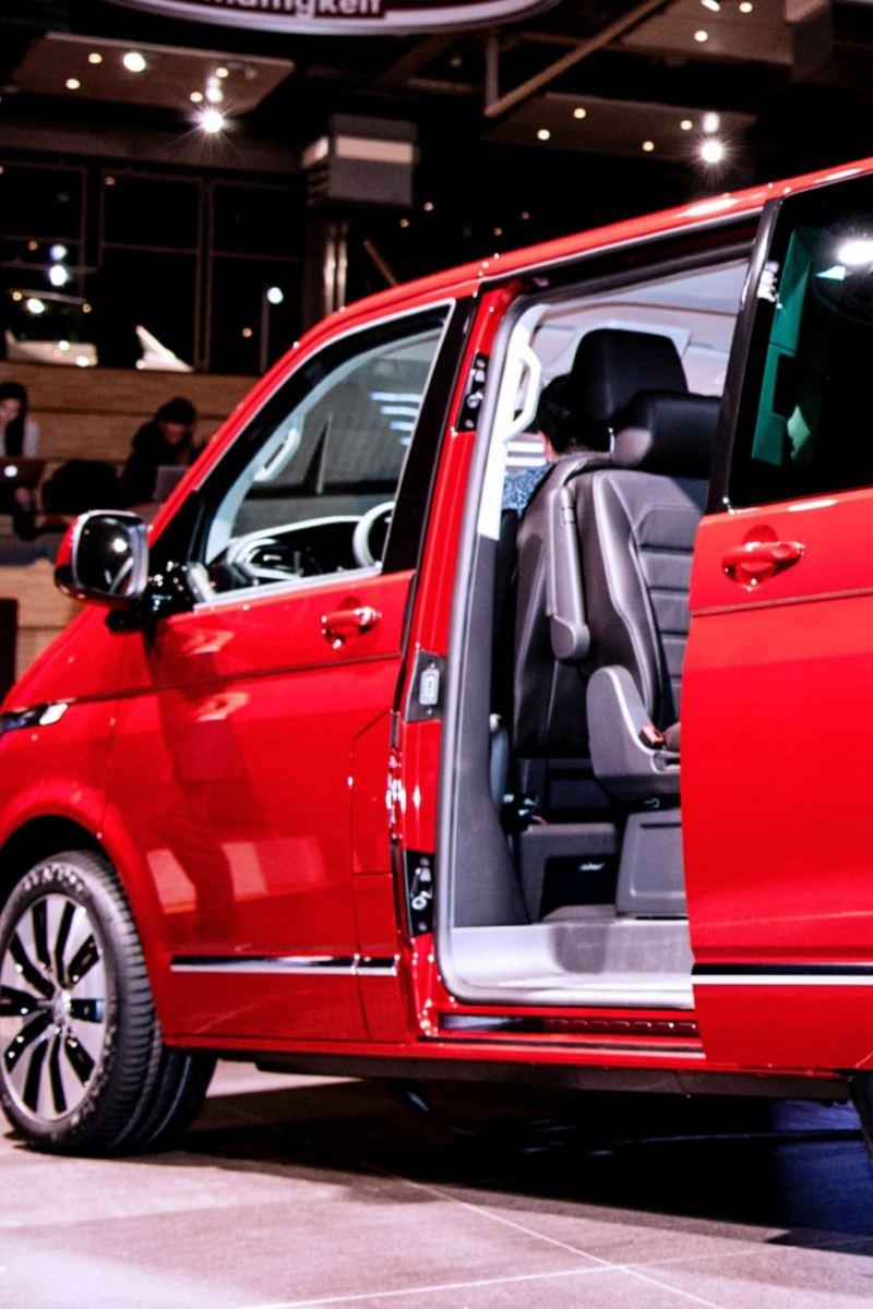 Volkswagen Caravelle engine block