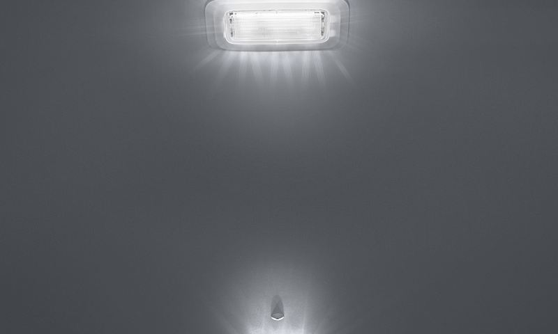 LED load compartment lighting
