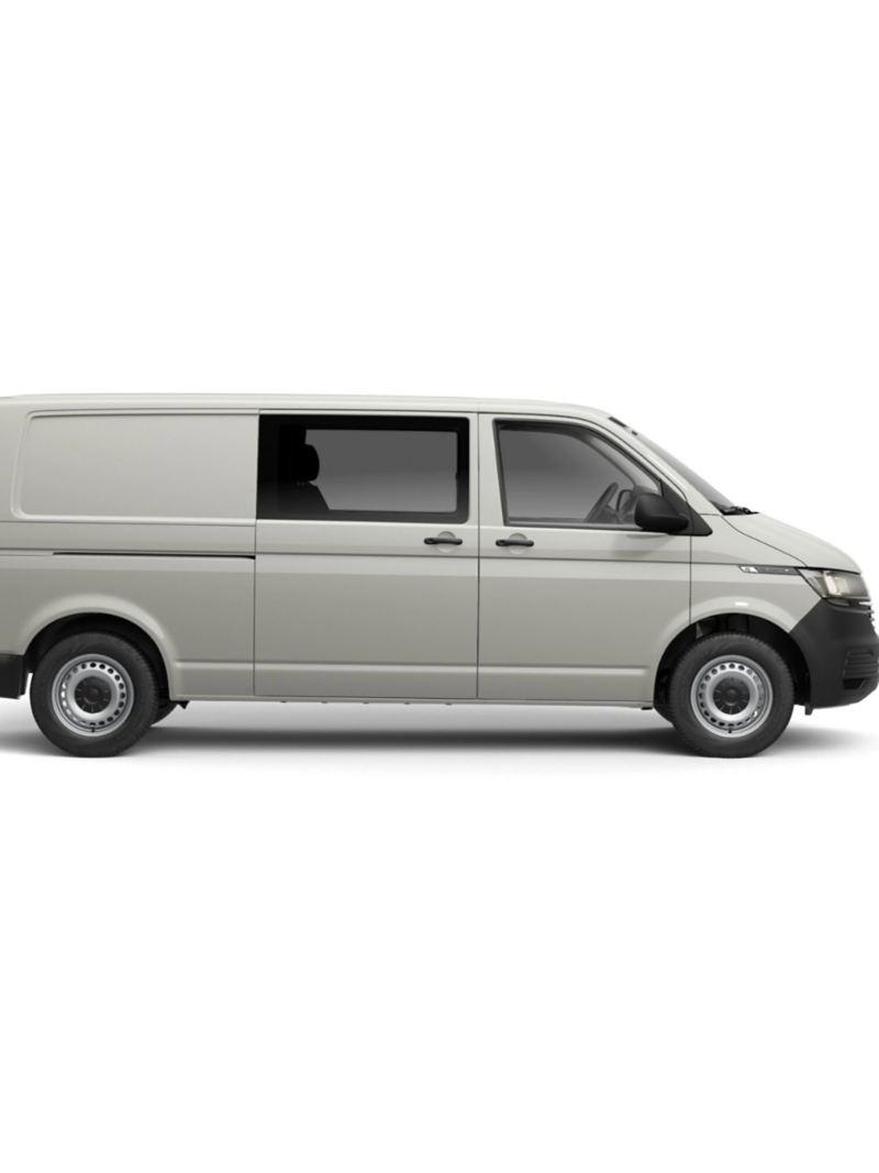 Long wheelbase Transporter 6.1 crew van