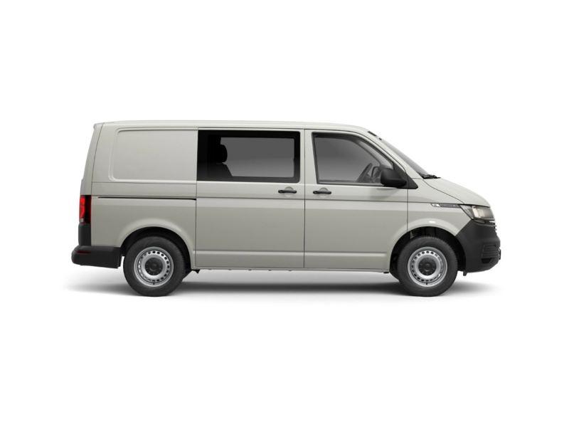 Short wheelbase Transporter 6.1 crew van