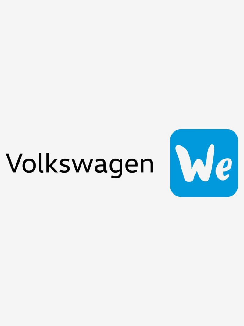 Volkswagen We Connect logo