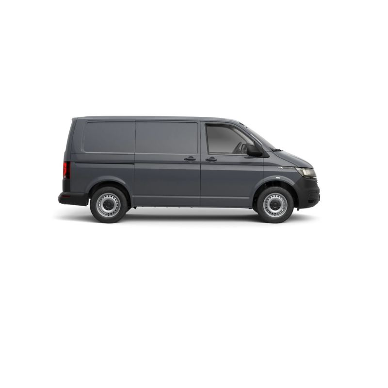 Low roof short wheelbase VW Transporter T6.1 panel van