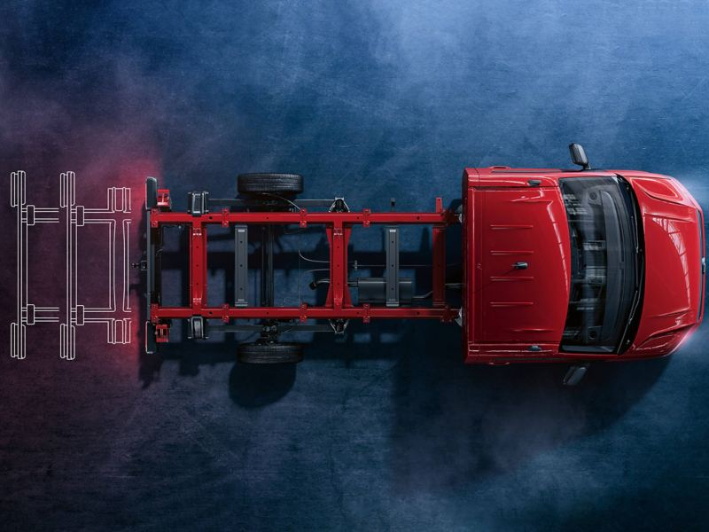 Crafter chassis cab overview